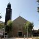Bild Kirchenvorplatz