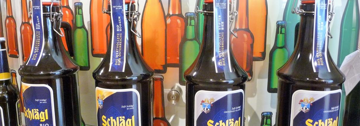 Schlägl Bier
